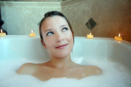 Relaxing-Bubble-Bath